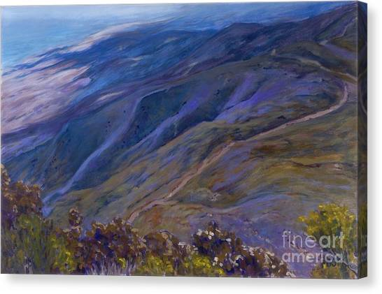 Tranquillon Bloom Canvas Print
