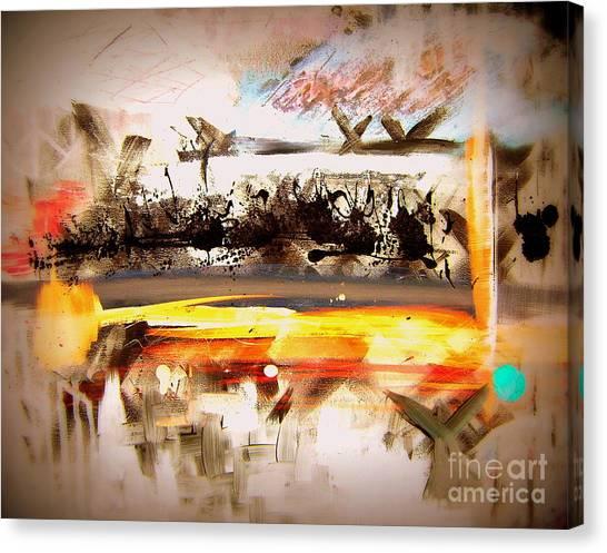 Transcendental Window Canvas Print