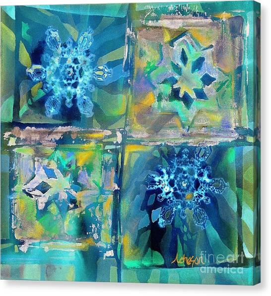 Transformed 2 Canvas Print