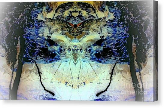 Tree Fairy1 Canvas Print