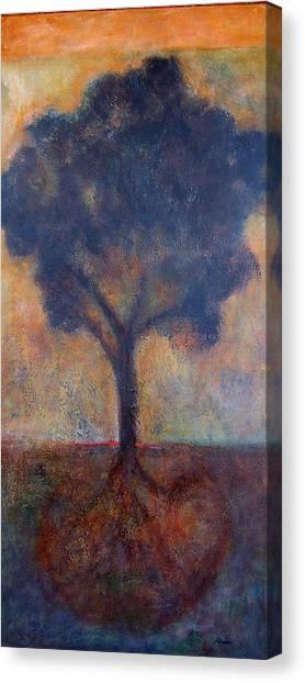 Tree Of Life Canvas Print by Jean Rodak