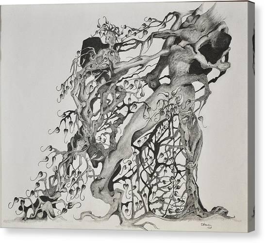 Tree People Canvas Print by Glenn Calloway