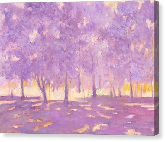 Trees6 Canvas Print