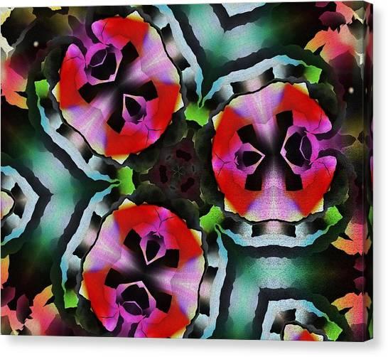 Canvas Print - Triad by David Lane