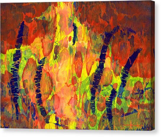 Tribal Essence Canvas Print