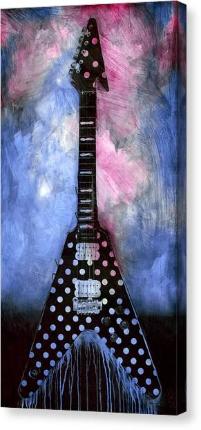 Tribute In Color Canvas Print