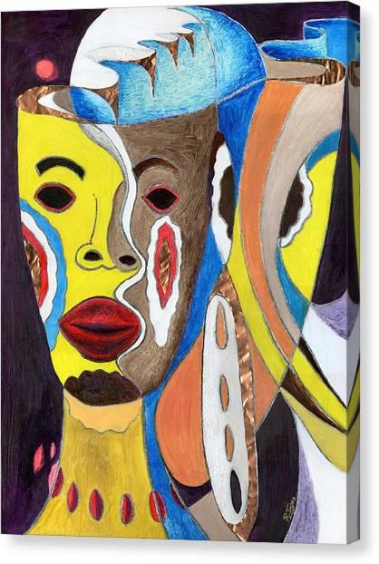 Trinifity Canvas Print