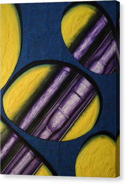 Tripping Pipe Canvas Print