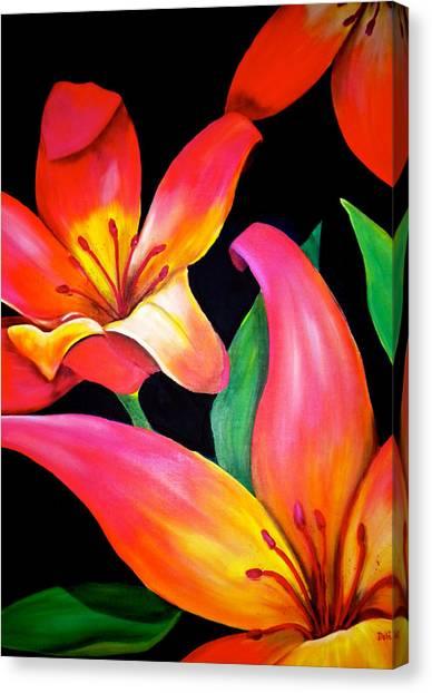 Tropical Punch Canvas Print