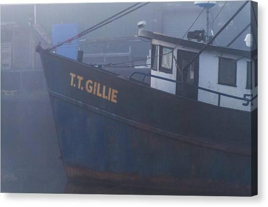 T. T.  Gillie Canvas Print
