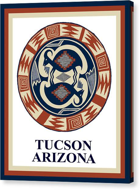 Tucson Arizona  Canvas Print