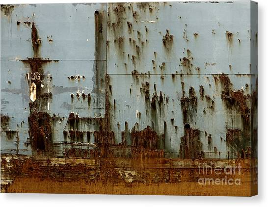 Tug- A Fisherman's Impression Canvas Print