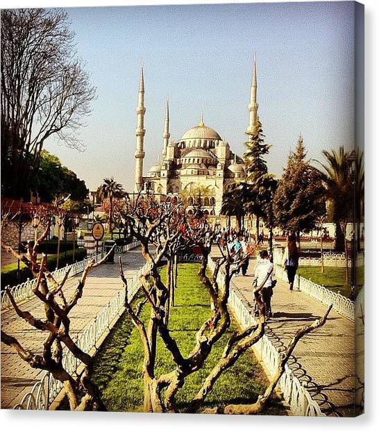 Turkish Canvas Print - #turkey #turkish #turco #turku #turchia by Simone Montemezzo