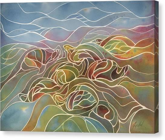 Turtles II Canvas Print