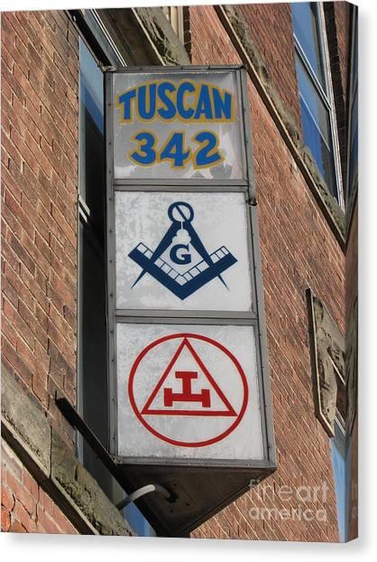 Tuscan 342 Canvas Print