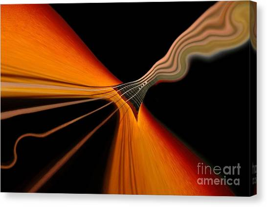 Digital Canvas Print - Twang by Dan Holm