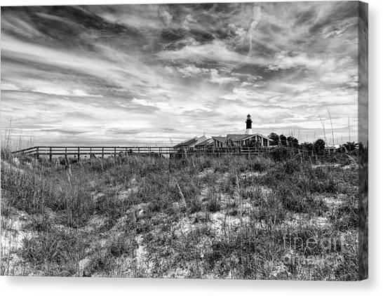 Tybee Island Light Station Canvas Print