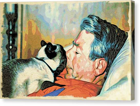 Unconditional Love Canvas Print