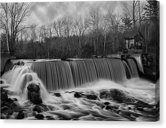 Union Dam Canvas Print