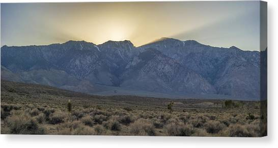 Bishops Canvas Print - Beauty Of The Desert by Jeremy Jensen