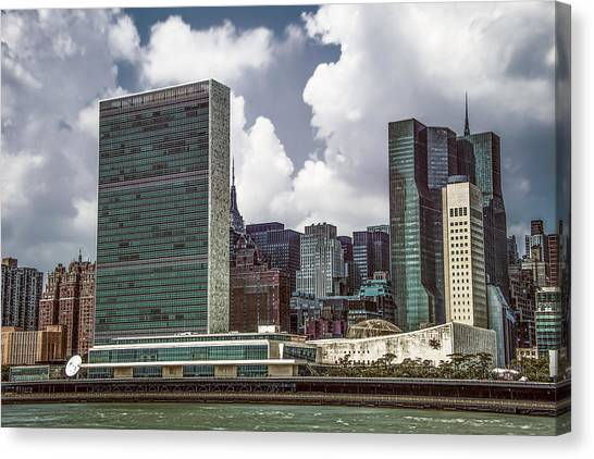 United Nations Canvas Print
