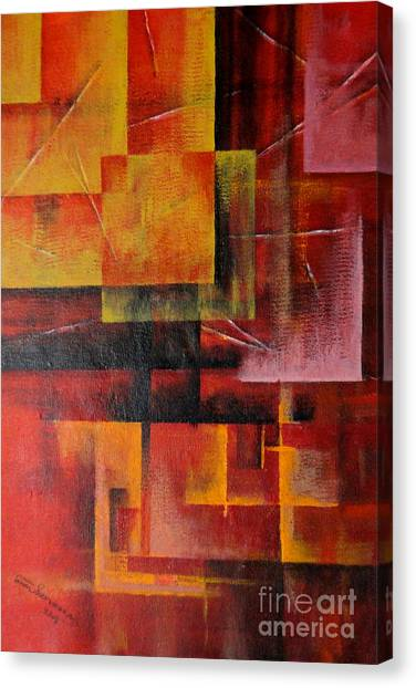 Unitled-48 Canvas Print