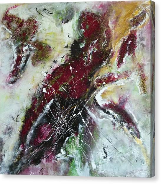 Universe- Abstract Art Canvas Print