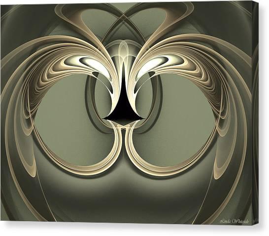 Heartscape Canvas Print