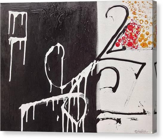 Untitled # 1 Canvas Print