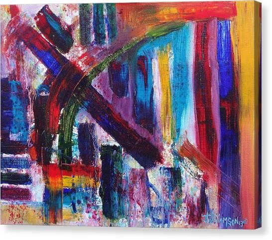 Untitled # 9 Canvas Print