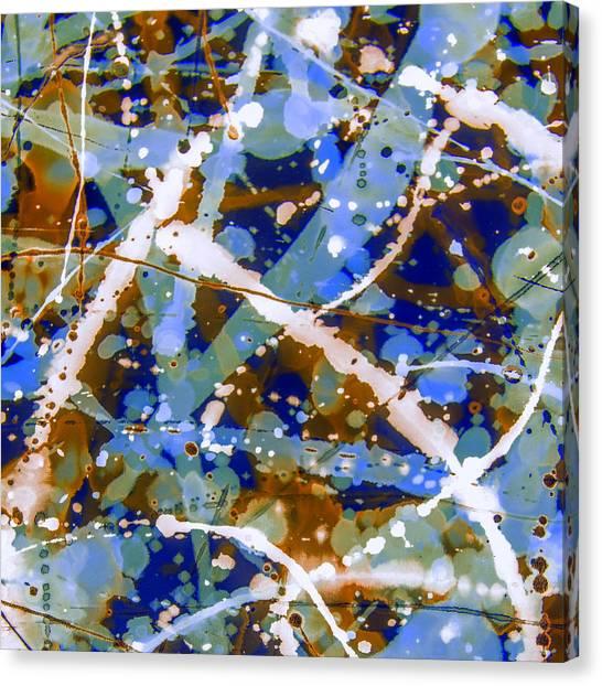 My Baby Blue Canvas Print