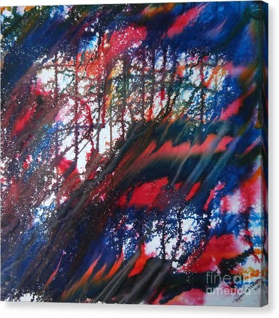 Dabanol-1 Canvas Print
