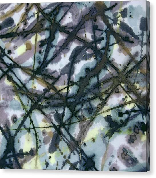 D Lynch Canvas Print