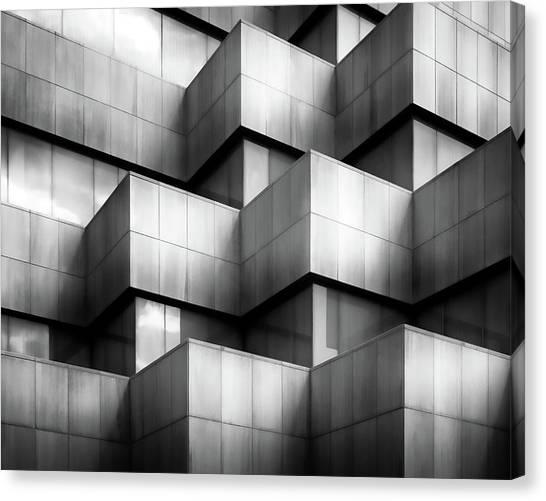 Tetris Canvas Print - Untitled #68 by Gary E. Karcz