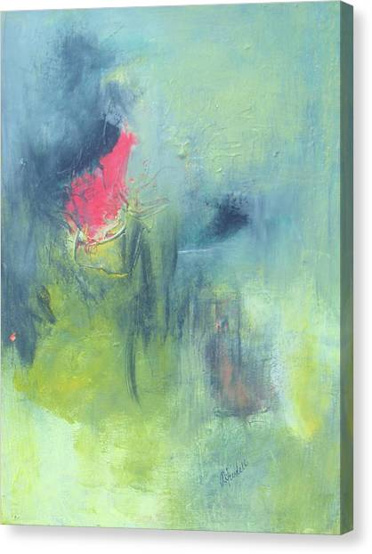 Untitled Canvas Print by Andrea Friedell