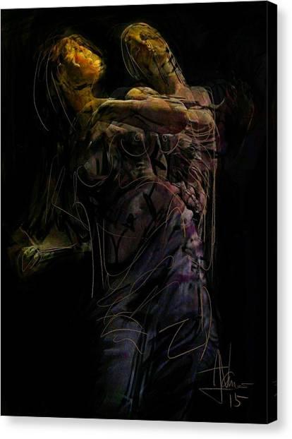 untitled Jan 10 2015 Canvas Print