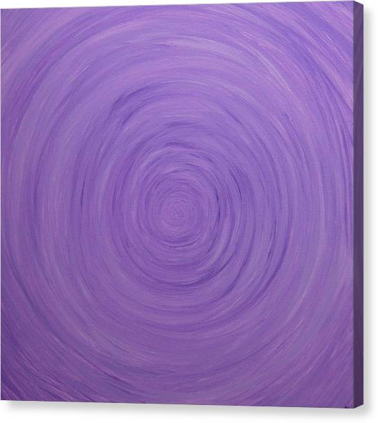 Untitled Painting 9 Canvas Print by Drew Shourd