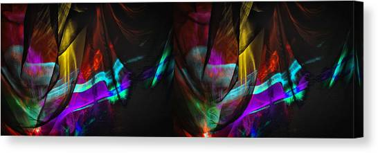 Untitled Title Canvas Print by Dennis James