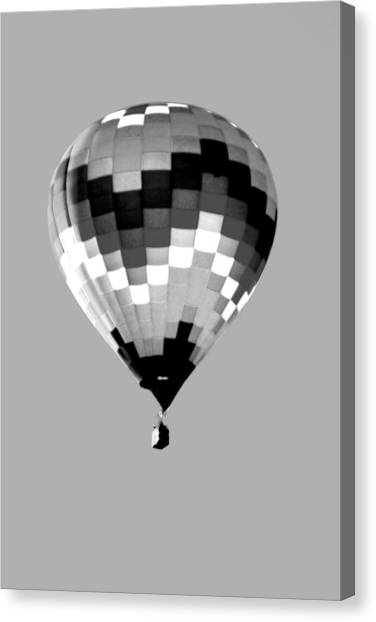 Up Up And Away In Infra Red Canvas Print