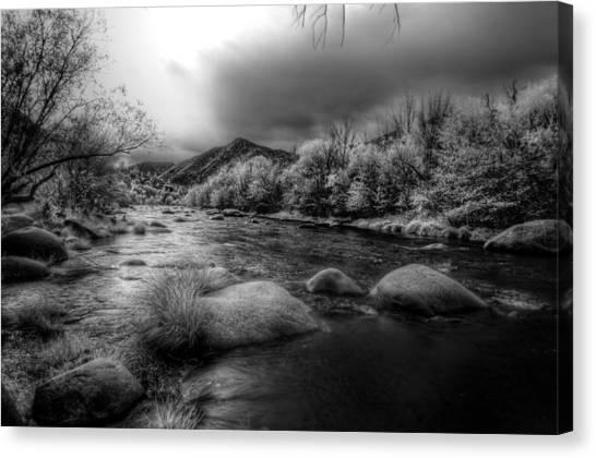 Upper Kern River Canvas Print