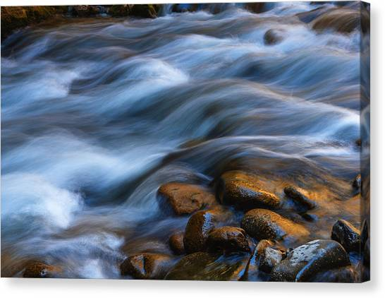 Ups And Downs Canvas Print