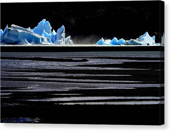 Upsala Glacier Canvas Print by Arie Arik Chen