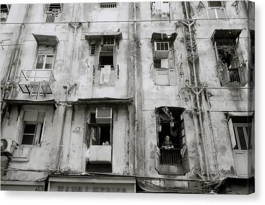 Urban Bombay Canvas Print
