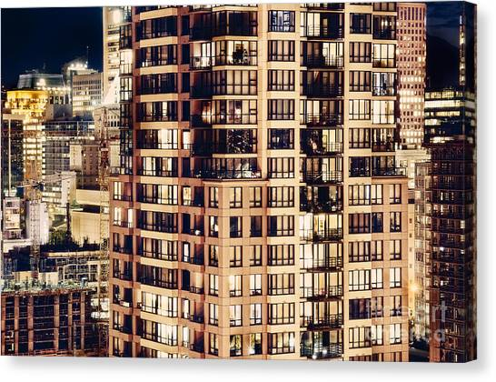 Urban Living Dclxxiv By Amyn Nasser Canvas Print