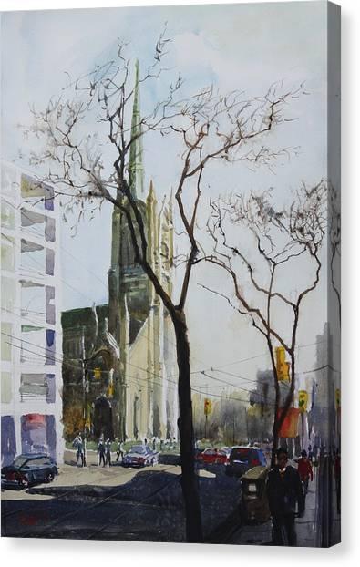 Urban_3 Canvas Print