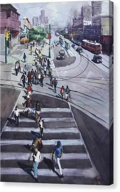 Urban_4 Canvas Print