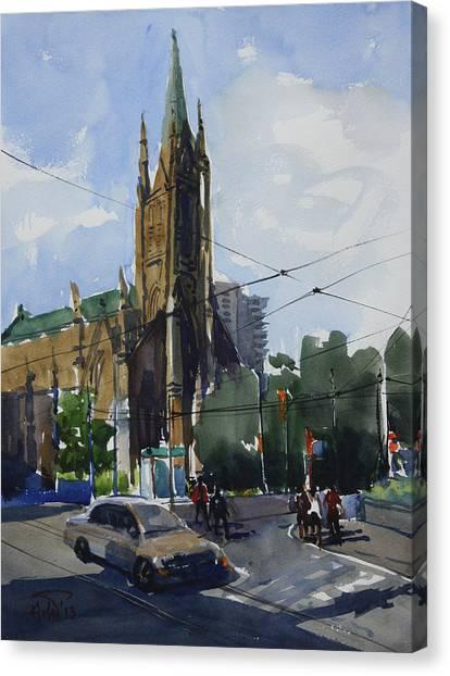 Urban_5 Canvas Print