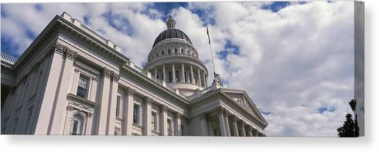 Big West Canvas Print - Usa, California, Sacramento, Low Angle by Panoramic Images