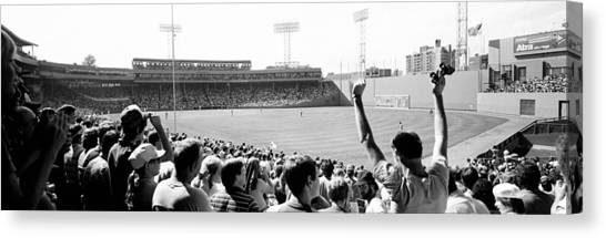 Usa, Massachusetts, Boston, Fenway Park Canvas Print