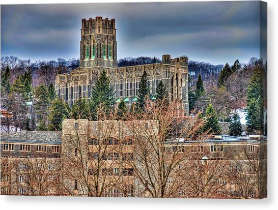 Usma Cadet Chapel Canvas Print